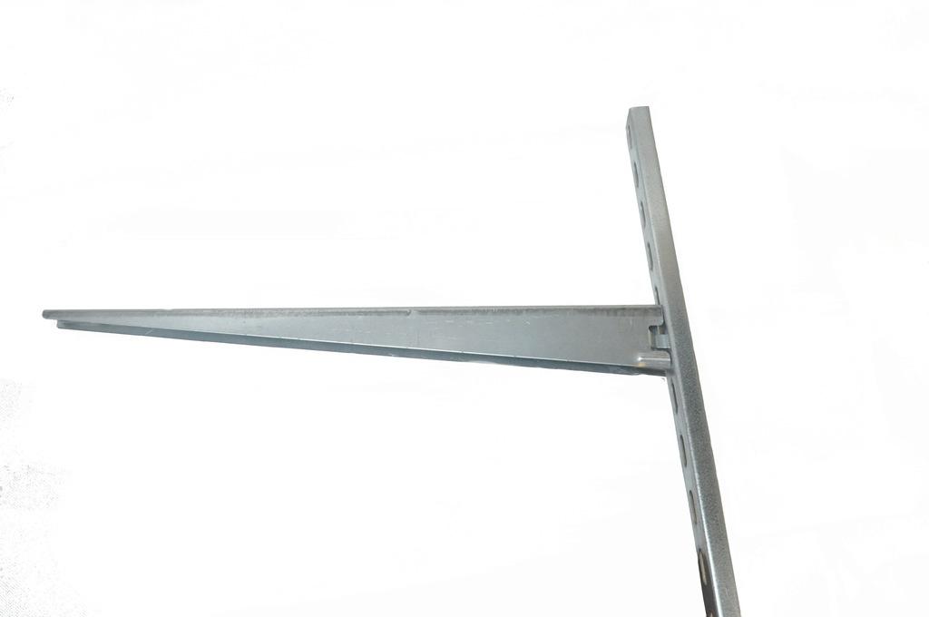 60cm Wysięgnik półki bez śrub 2mm gruby mocny