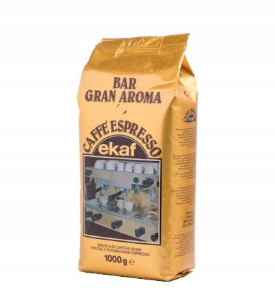 Ekaf (Cellini) Gran Aroma włoska kawa ziarnista