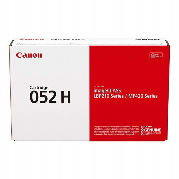 Canon oryginalny toner 052H, black, 9200s, 2200C00