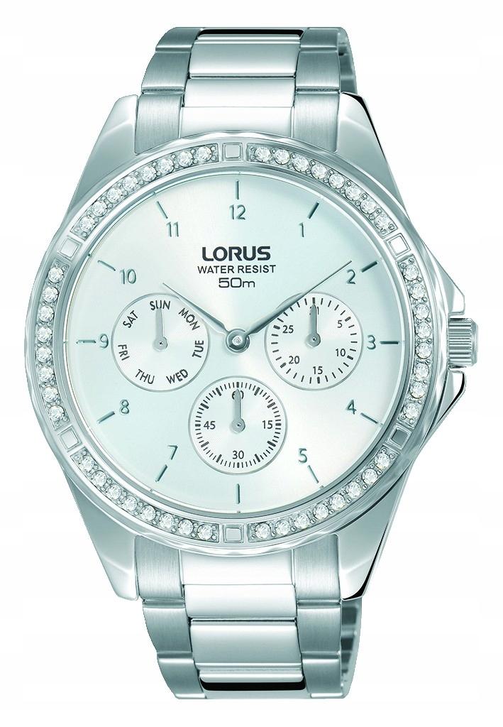 Zegarek damski LORUS RP699CX9 elegancki klasyczny