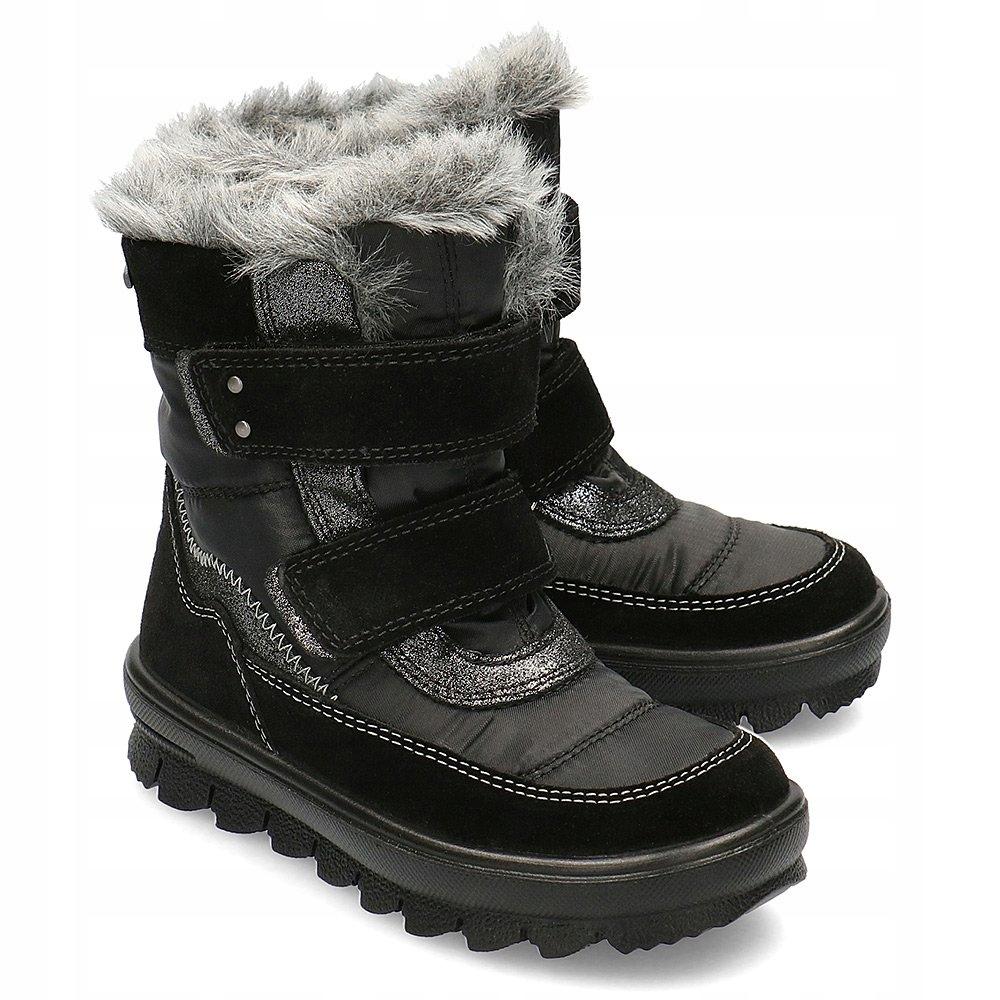 Superfit Śniegowce Dziecięce - 5-09214-00 R.26