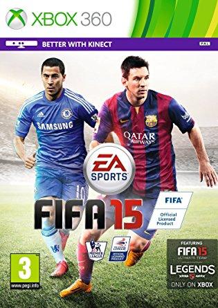 Fifa 15 Xbox360 7850343049 Oficjalne Archiwum Allegro