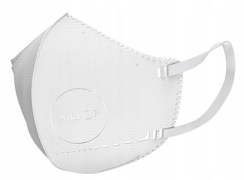 AirPop Maska antysmogowa ochronna dla dzieci 4 szt