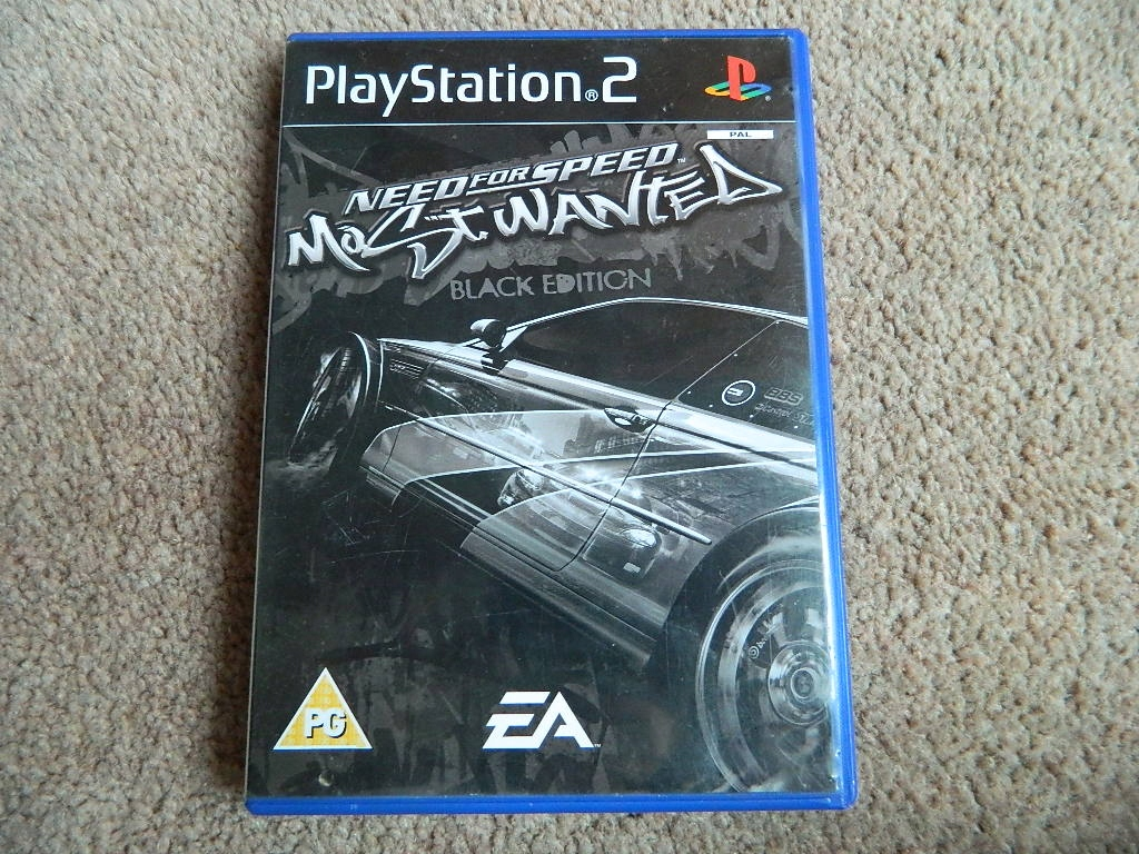 Need For Speed Most Wanted Black Edition 7870849960 Oficjalne Archiwum Allegro