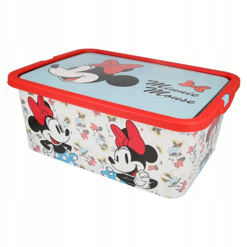 Minnie Mouse - Pojemnik / organizer na zabawki 13