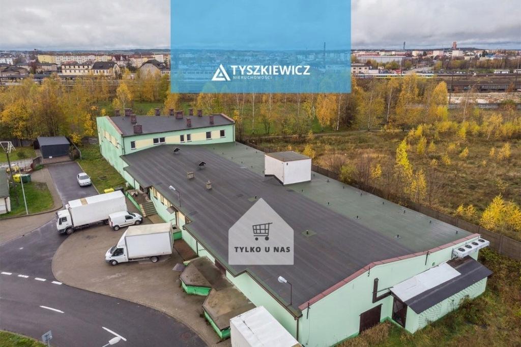 Magazyn Chojnice, chojnicki, 2238,35 m²