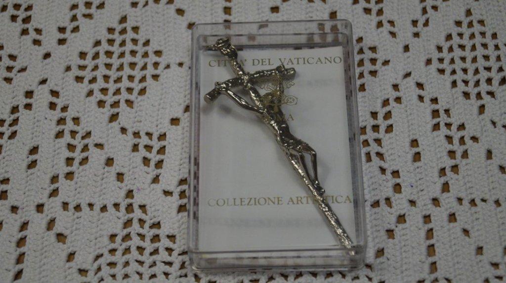 Krzyżyk z Watykanu