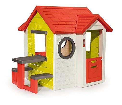 Smoby Duzy Domek Dla Dzieci Stolik Powloka Uv 7287538662 Oficjalne Archiwum Allegro