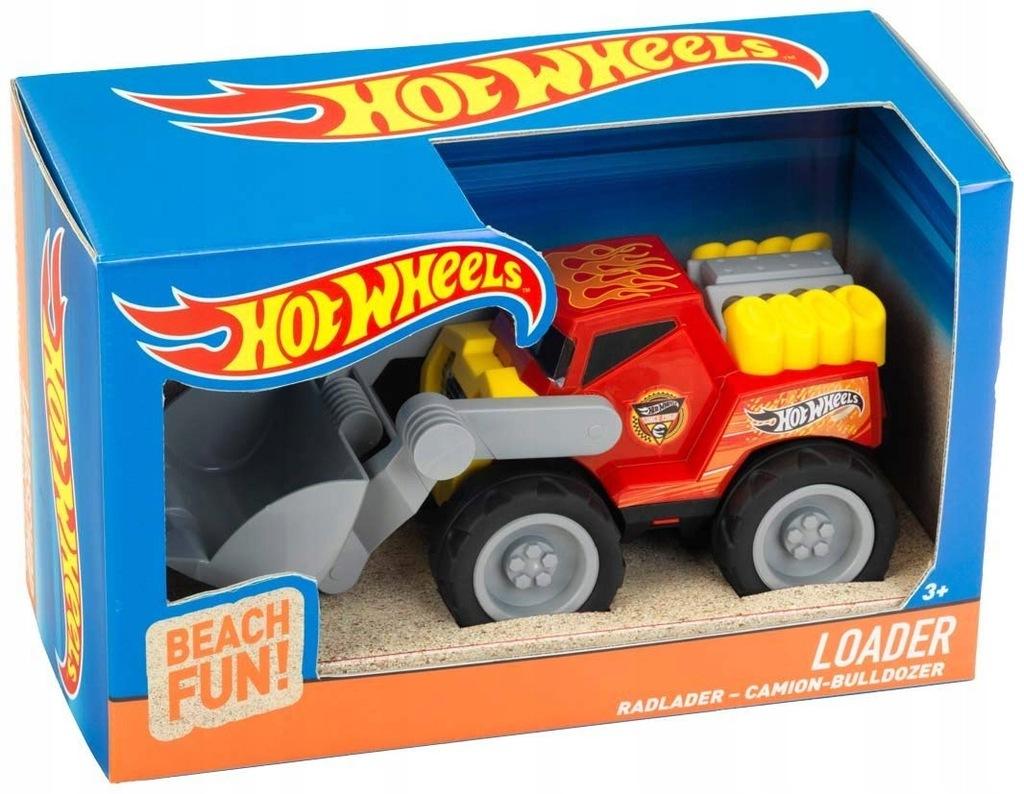 KLEIN 2444 Buldożer spychacz Hot Wheels 1:24