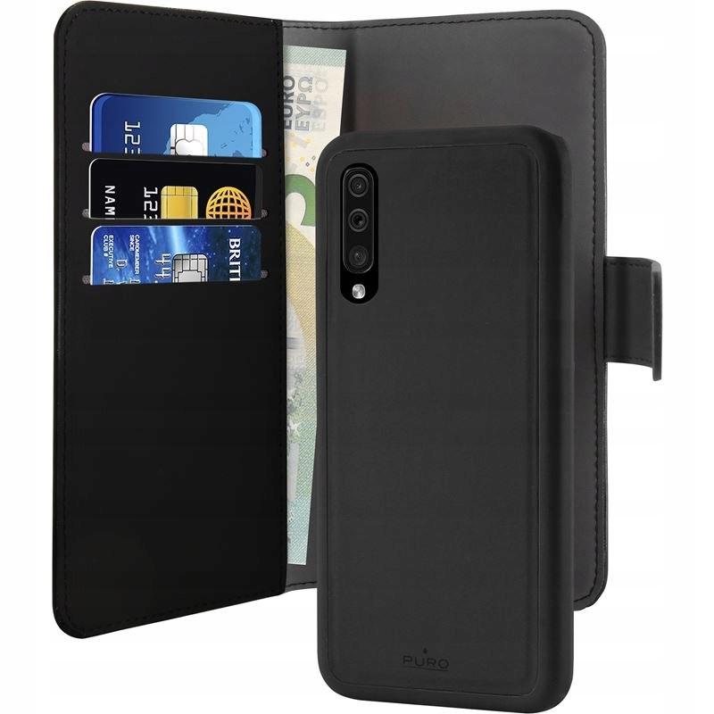 PURO Wallet Detachable - Etui 2w1 Samsung Galaxy A