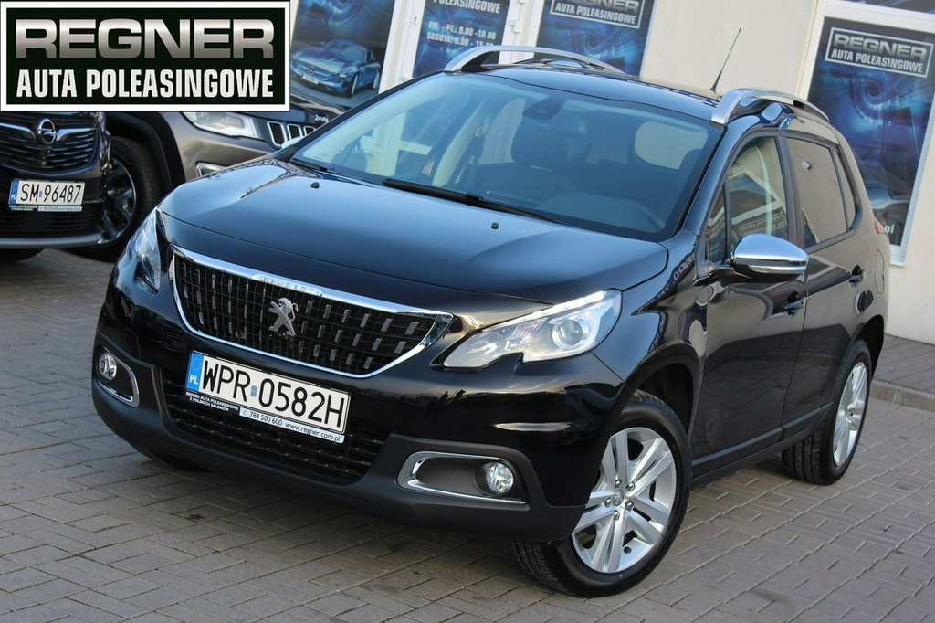 Peugeot 2008 1.2 82KM Style FV23% Gwarancja