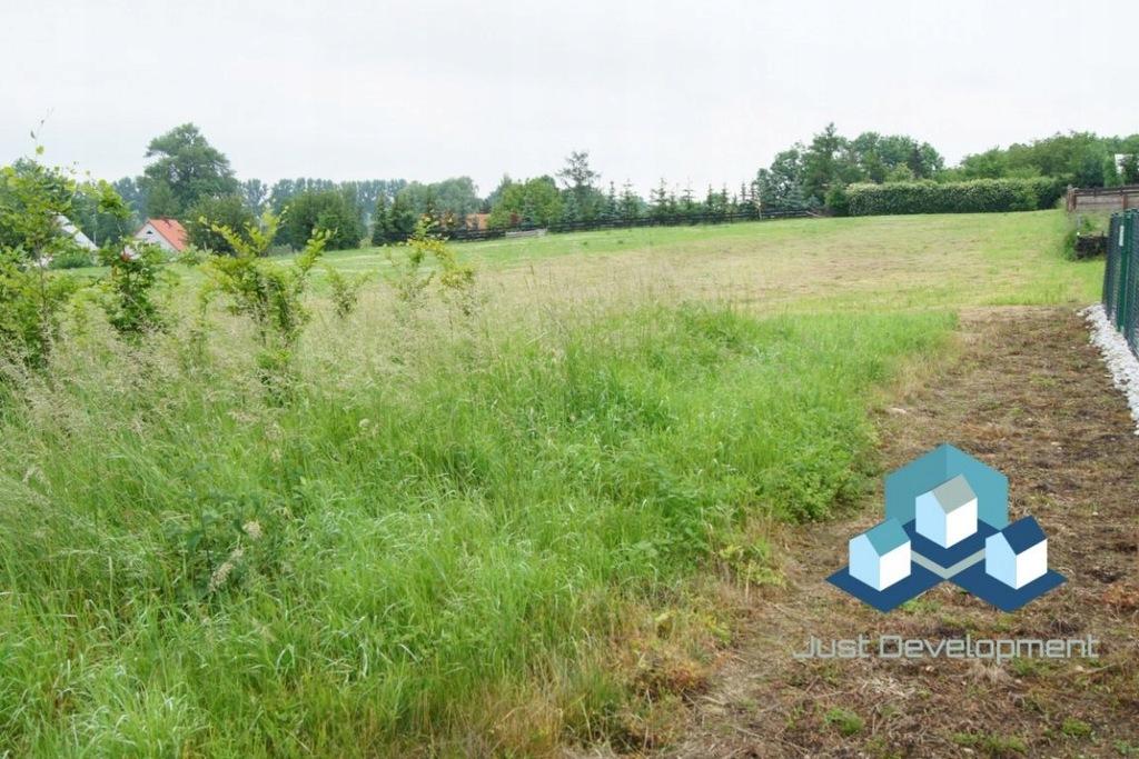 Działka, Strzelin, Strzelin (gm.), 1100 m²