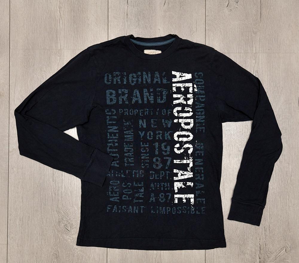 Bluza koszulka AEROPOSTALE longsleeve r. M