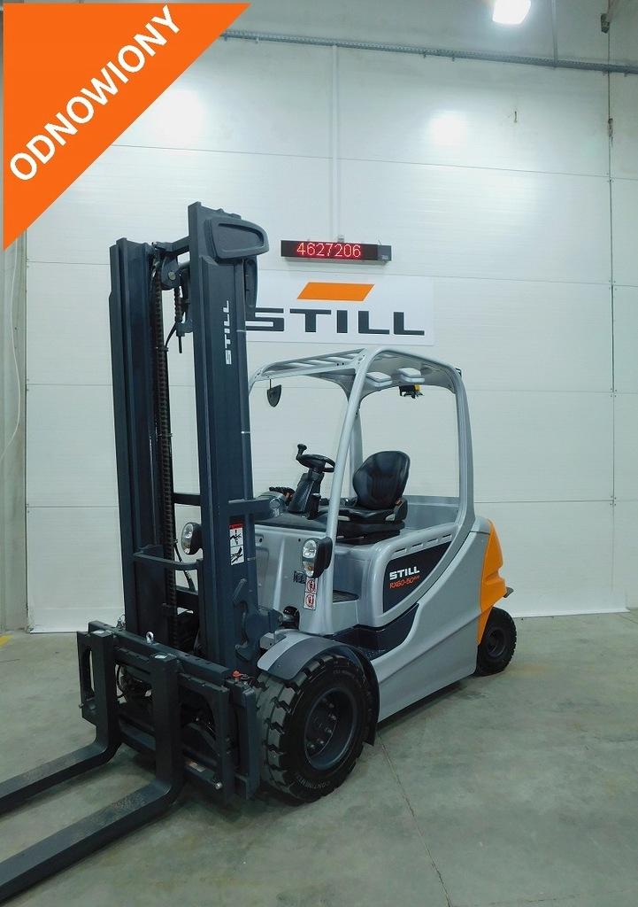 Wózek widłowy STILL RX60-50/600 odnowiony