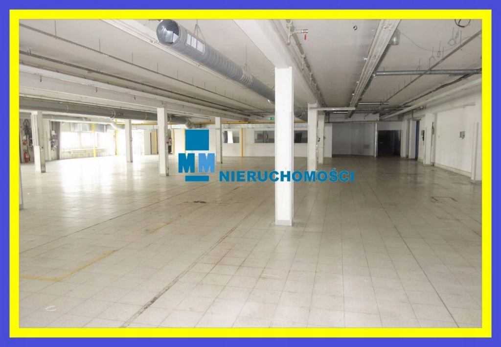 Magazyny i hale, Dąbrowa Górnicza, 1000 m²