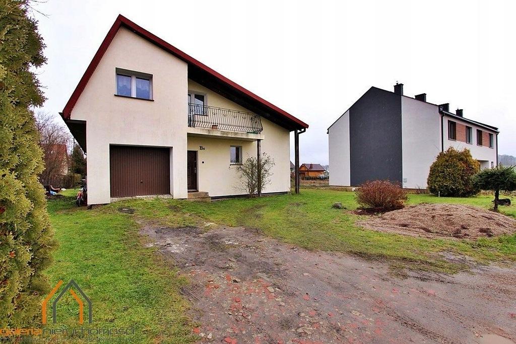 Dom, Bonin, Manowo (gm.), 198 m²