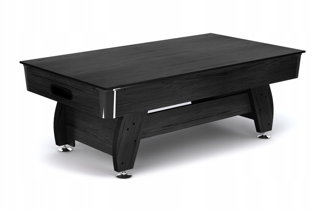 Nakładka Ping-Pong na stół bilardowy 9ft Czarna