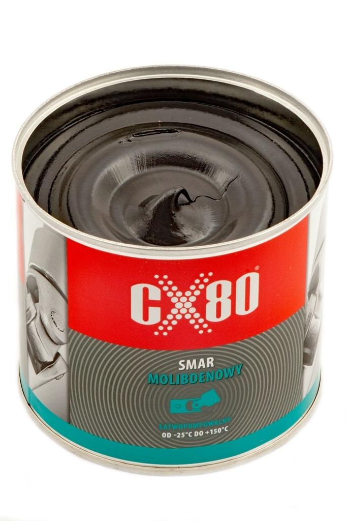 CX-80 SMAR MOLIBDENOWY DO SMAROWNIC 500g PUSZKA