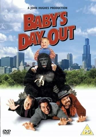 Day Out DVD dziecka