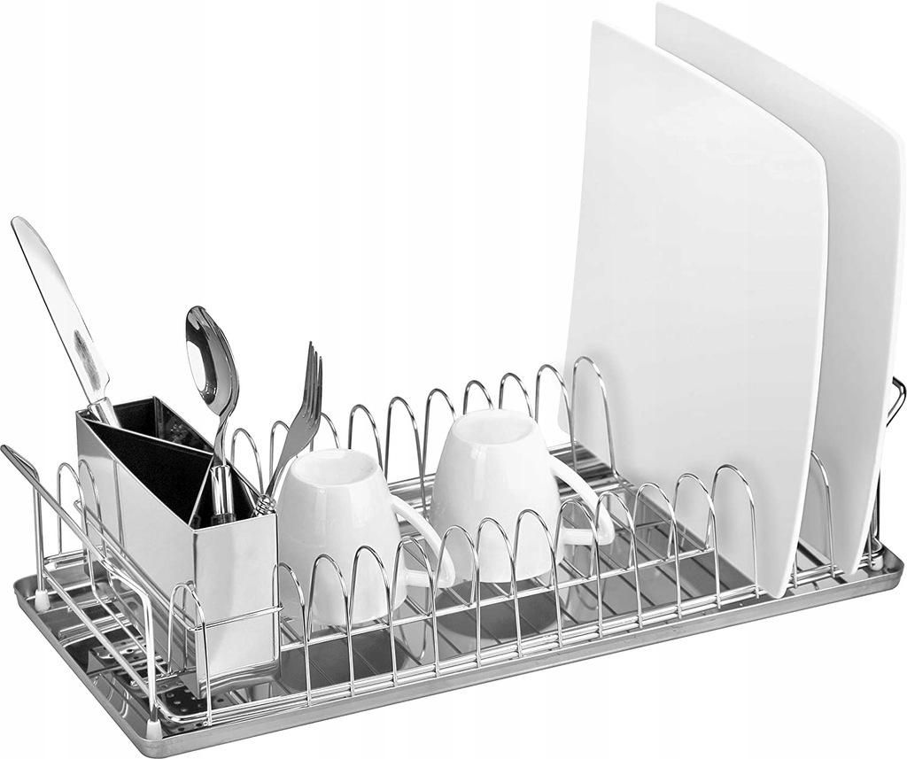 M-Home   Ociekacz do naczyń Metal 48 x 21 x 11 cm