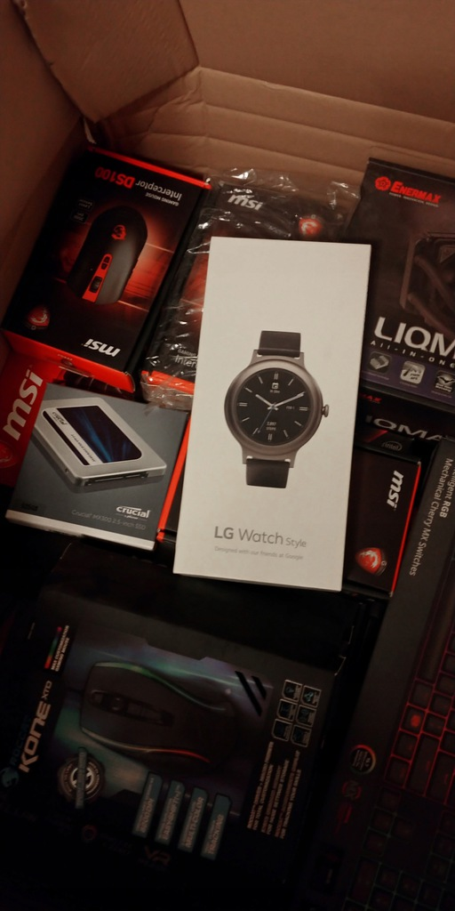 SmartWatch LG Watch Style