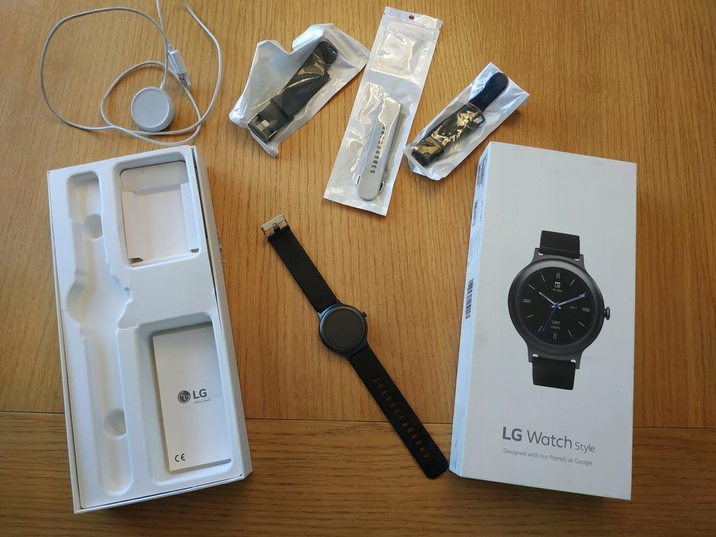 Smartwatch LG Watch Style w270