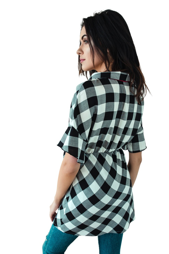 Bluzka ciążowa tunika ciążowa Oasi 4157 XXL