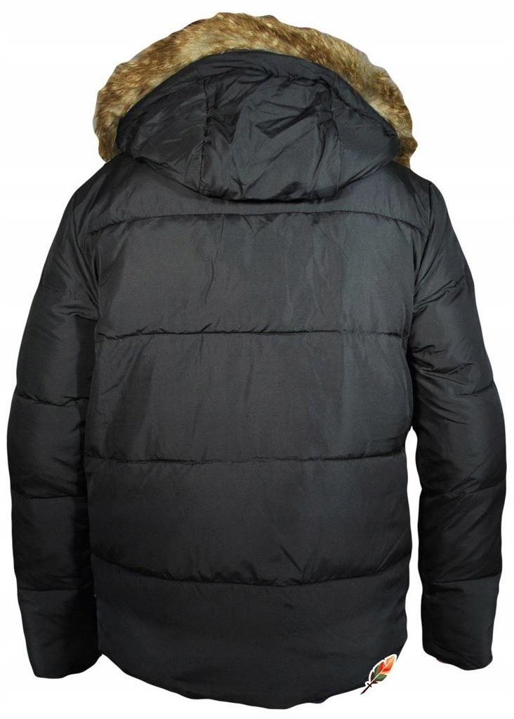 Lee Kurtka PUFFER JACKET dla kobiet, kolor: czarny, rozmiar: 36 (rozmiar producenta: S)