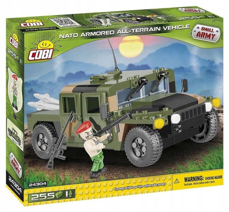 Cobi Klocki Klocki Small Army NATO Armored