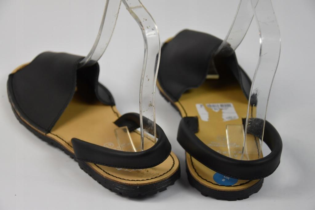 Avarca Menorquina sandały skórzane r.4125,5cm 8282238995