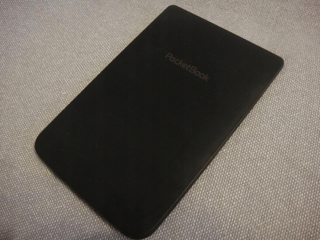 PocketBook ETUI ORYGINALNE CZARNE TOUCH LUX 3 4