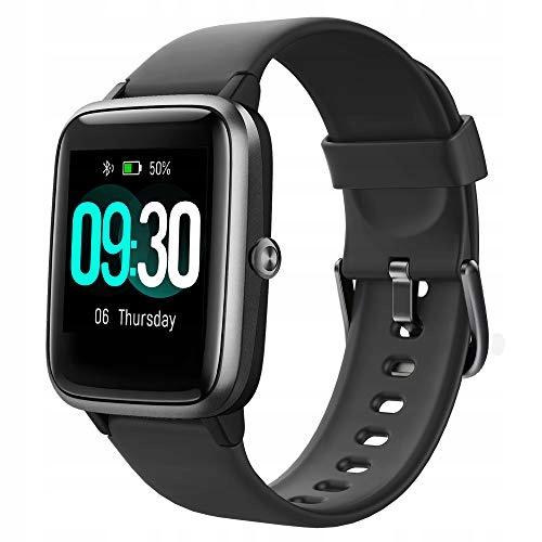 Zegarek fitness z monitor tętna Willful Smartwatch