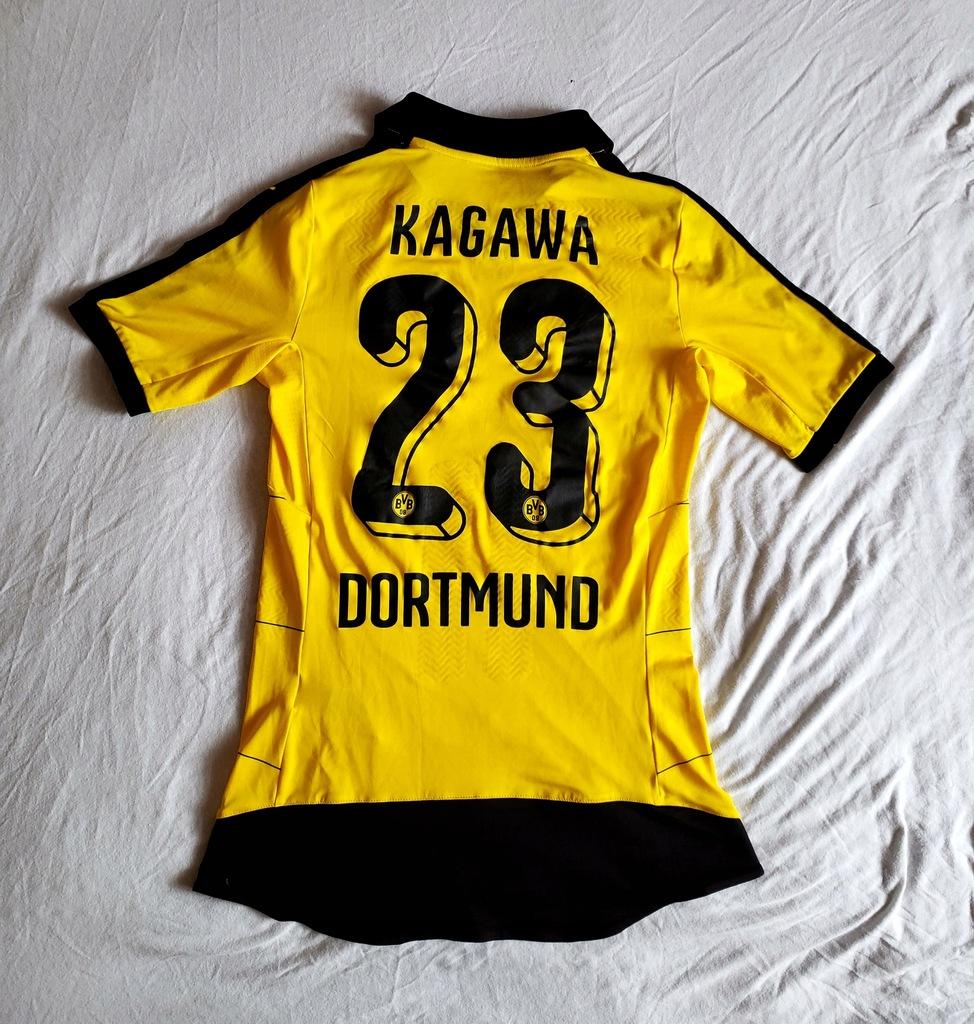 BORUSSIA DORTMUND 2015/16 KOSZULKA MECZOWA KAGAWA