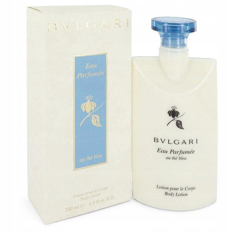Bvlgari Eau Parfumee Au The Bleu Body Lotion 200ml