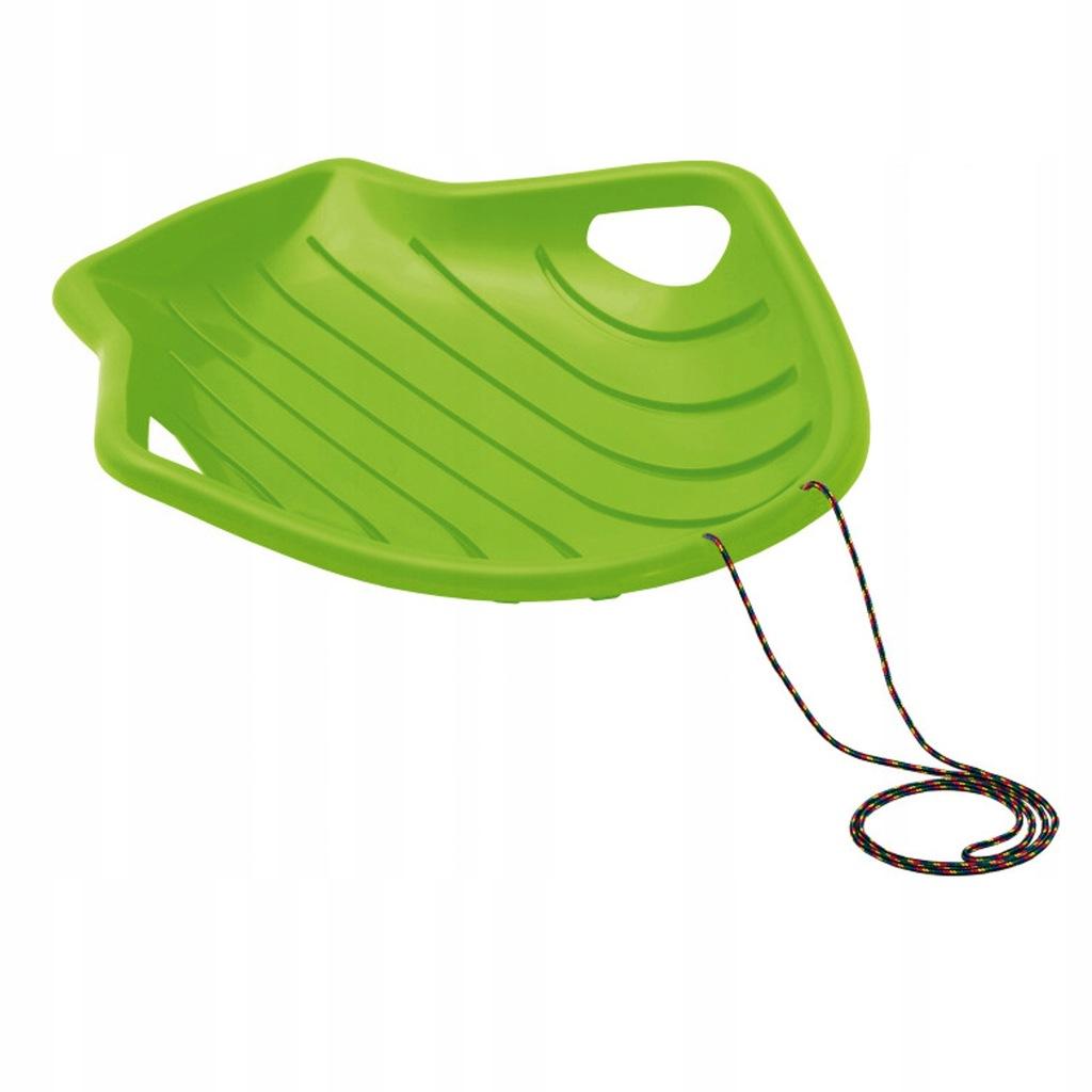 Ślizg dla dzieci Prosperplast Big M zielony
