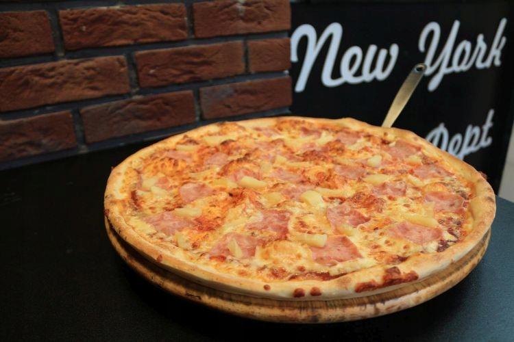 NYPizzaDept i ŻarWOK - pizza dla WOŚP - Kraków