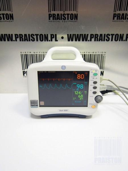 Kardiomonitor weterynaryjny GE DASH 3000