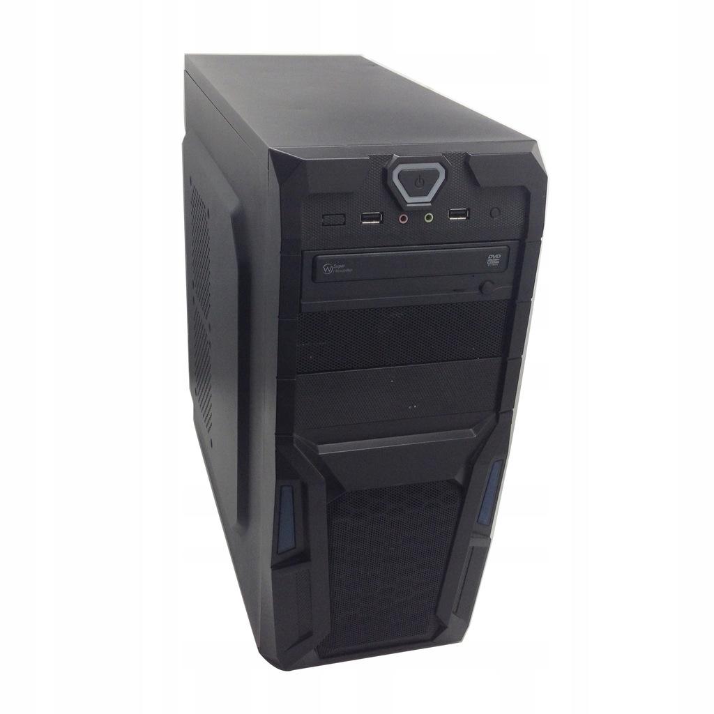KOMPUTER i5-2500 4GB BEZ DYSKU 400W