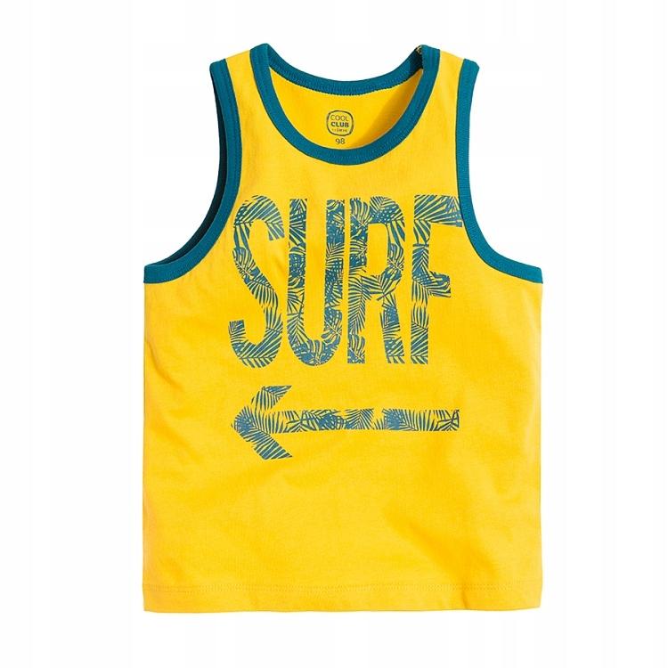 Koszulka na ramiączkach, Cool Club 128 cm NOWA