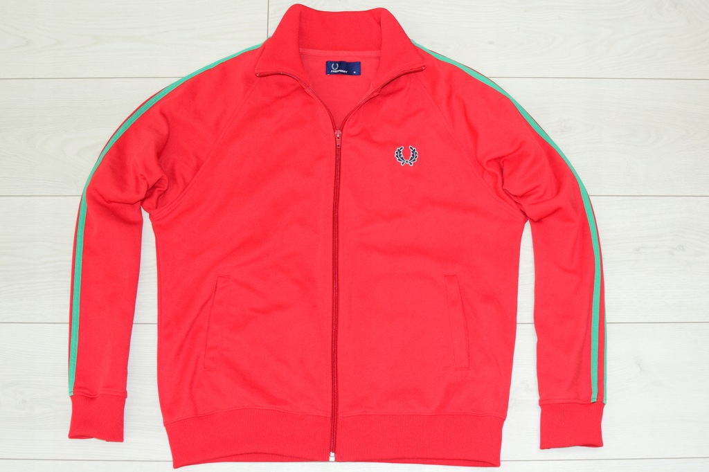 FRED PERRY _ SPORTSWEAR _PORTUGAL _BLUZA _ ALL ZIP