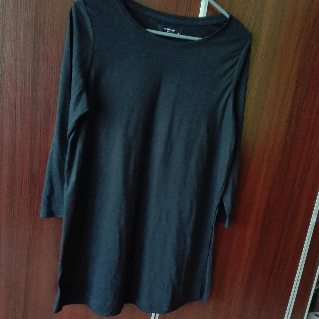 RESERVED M mega długa bluzka tunika BCM