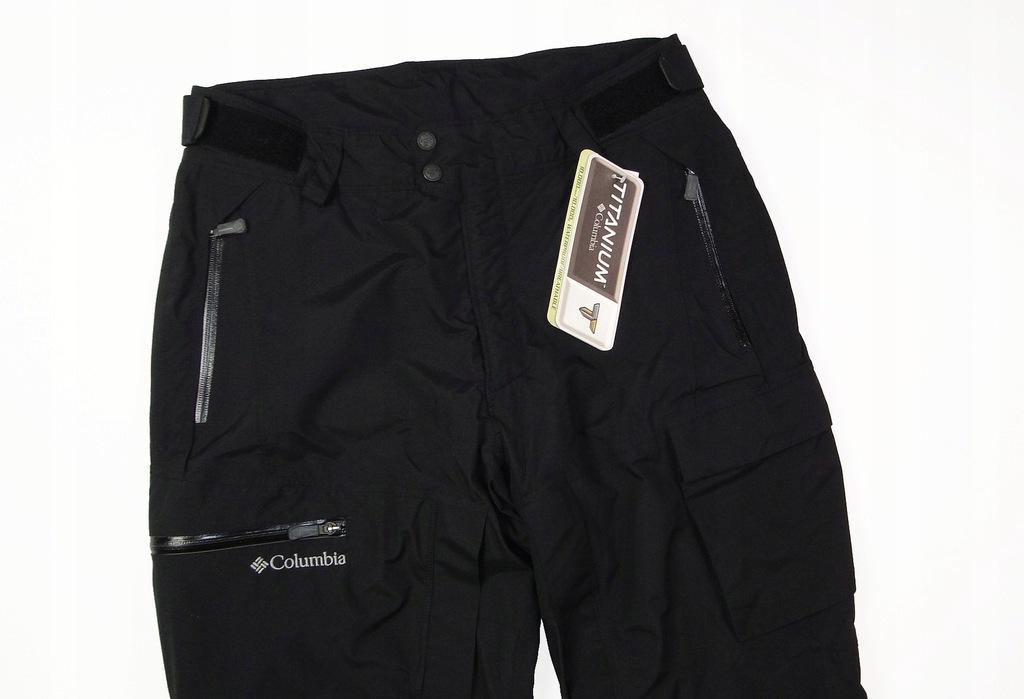 Spodnie COLUMBIA Softshell Bugaboo 2 Narty Zimowe
