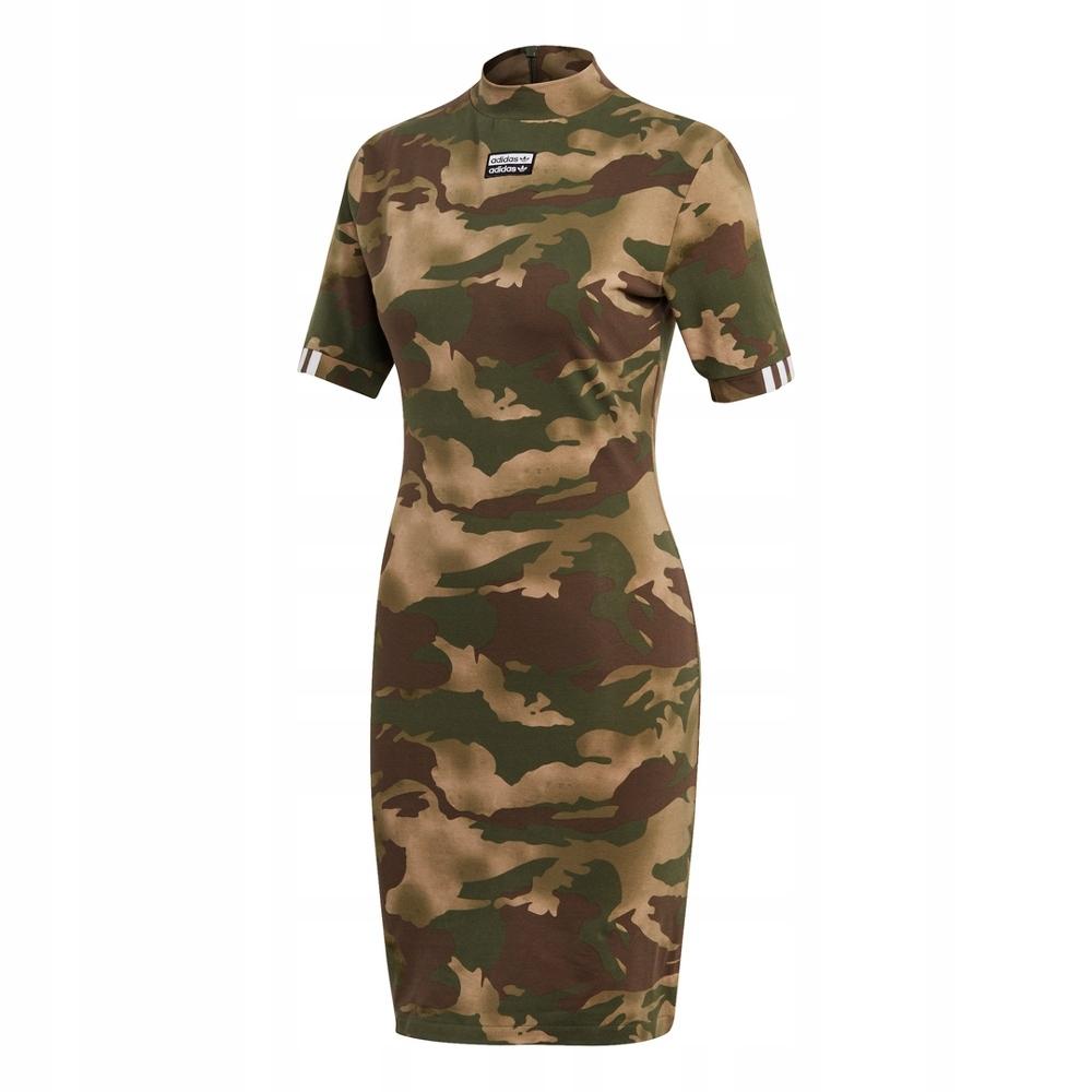 sukienka adidas Tee Dress EC0753 r34 (XS/S)