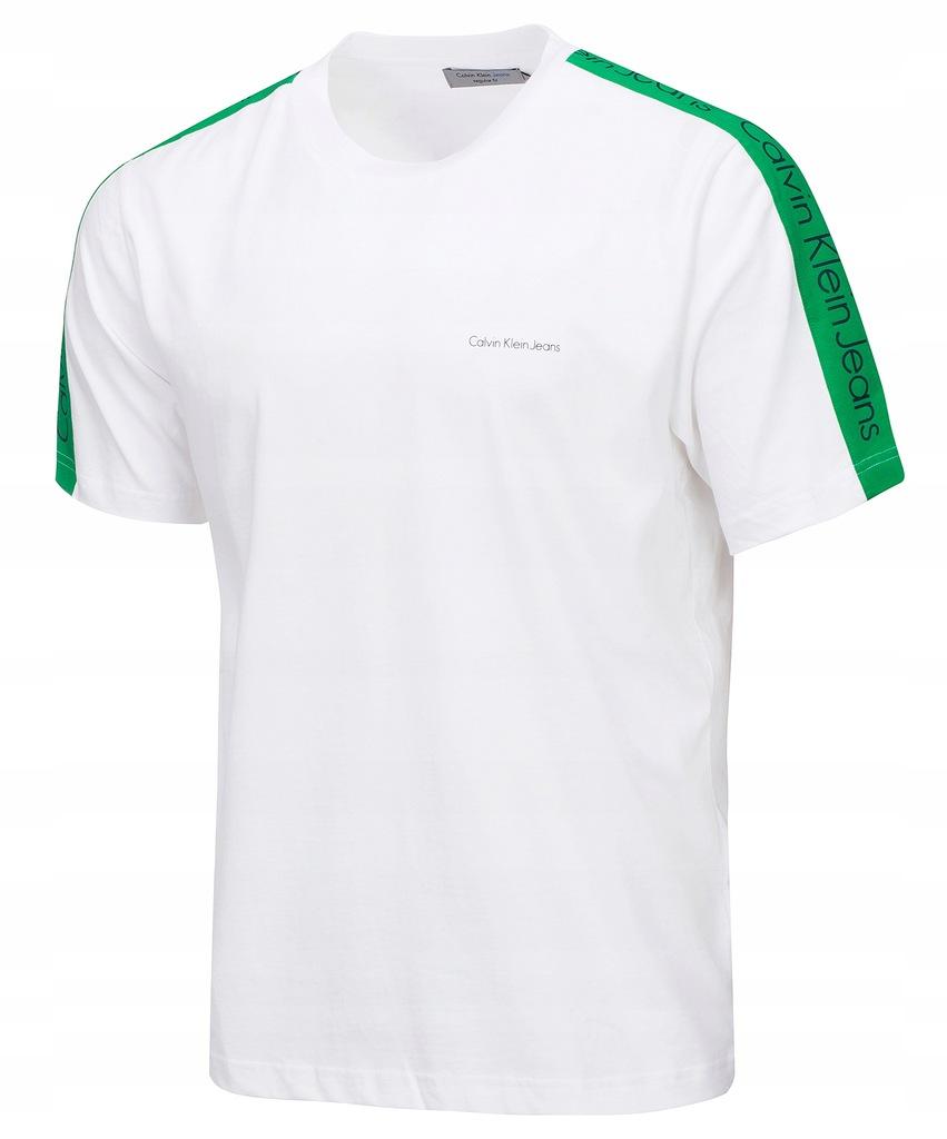 T-Shirt Koszulka męska Calvin Klein Jeans Stripe