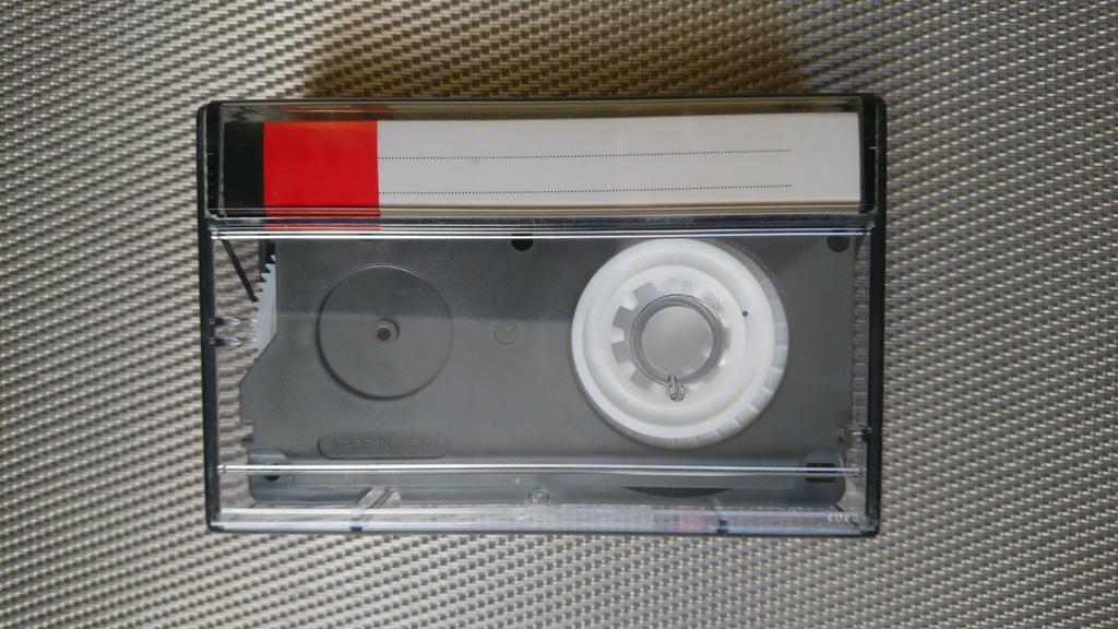 TDK VHSC EC45 HS.