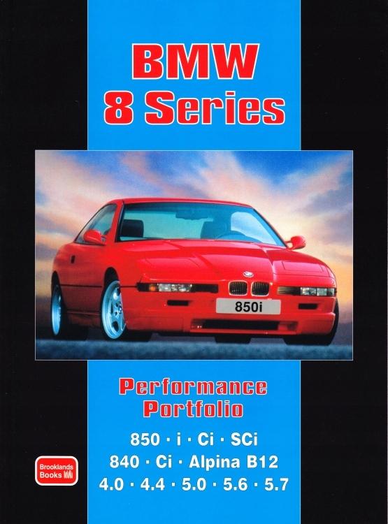 BMW 8 E31 (1988-1996) - testy / opinie / porady