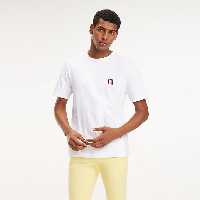 Tommy Hilfiger T-Shirt Rozmiar S Koszulka Bluzka