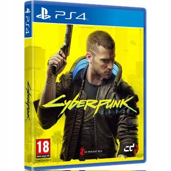 Cyberpunk 2077 PS4 (Pre-Order)