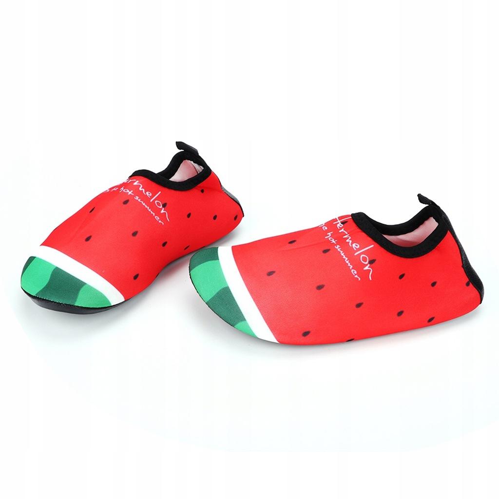 Buty plażowe Buty do pływania 9cm Buty sportowe