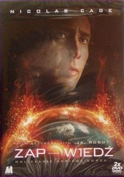 ZAPOWIEDŹ DVD